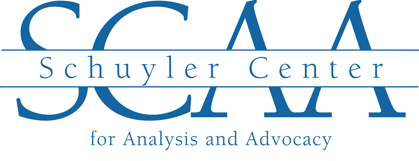 SCAA | Schuyler Center for Analysis and Advocacy