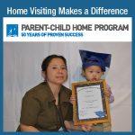 Parent-Child Home HV tile for palmcard